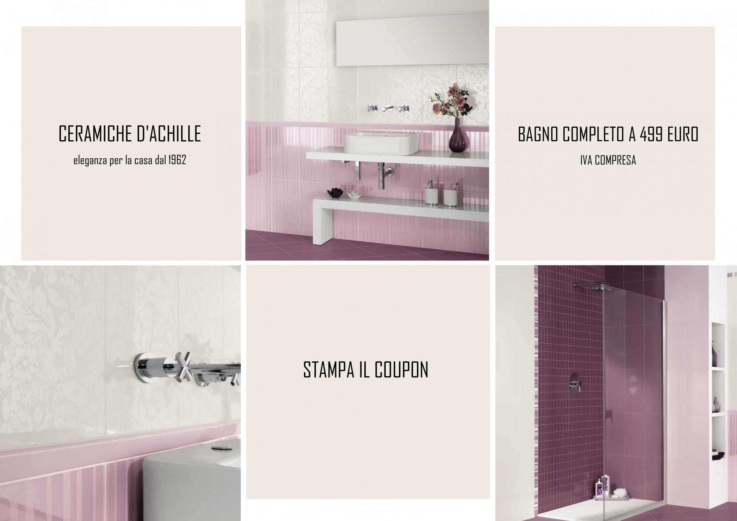 Awesome Bagno Completo Offerta Contemporary - Acomo.us - acomo.us